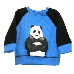 Cat & Jack Baby Boy Sweatshirt 18M